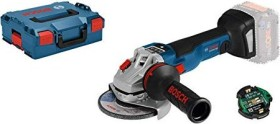 Bosch Professional GWS 18V-10 SC Akku-Winkelschleifer solo inkl. L-Boxx (06019G350B)