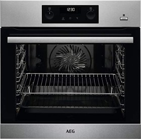 AEG Electrolux BPB355020M oven with steam support