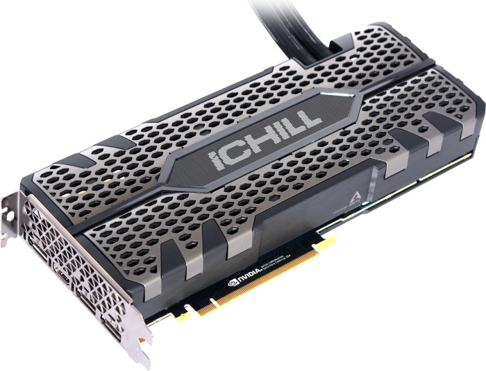INNO3D GeForce RTX 2070 SUPER iCHILL Black, 8GB GDDR6, HDMI, 3x DP (C207SB-08D6X-11800004)