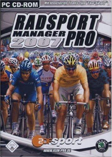 Radsport Manager Pro 2007 (deutsch) (PC) -- via Amazon Partnerprogramm