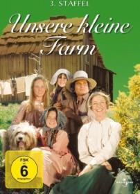 Unsere kleine Farm Season 3 (DVD)