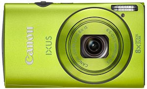 Canon Digital Ixus 230 HS green (5705B007)