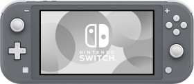 Nintendo Switch Lite grau