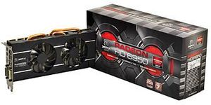 XFX Radeon HD 6950 800M Dual Fan, 1GB GDDR5, 2x DVI, HDMI, 2x Mini DisplayPort (HD-695X-ZDFC)
