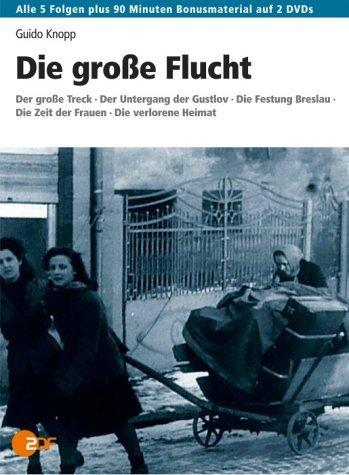 Guido Knopp: Die große Flucht -- via Amazon Partnerprogramm