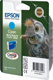 Epson Tinte T0792 cyan (C13T07924010)