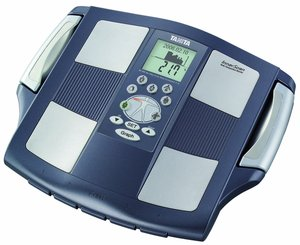 Tanita BC-545 electronic body analyser scale