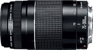 Canon EF 75-300mm 4.0-5.6 III black (6473A002/6473A015)