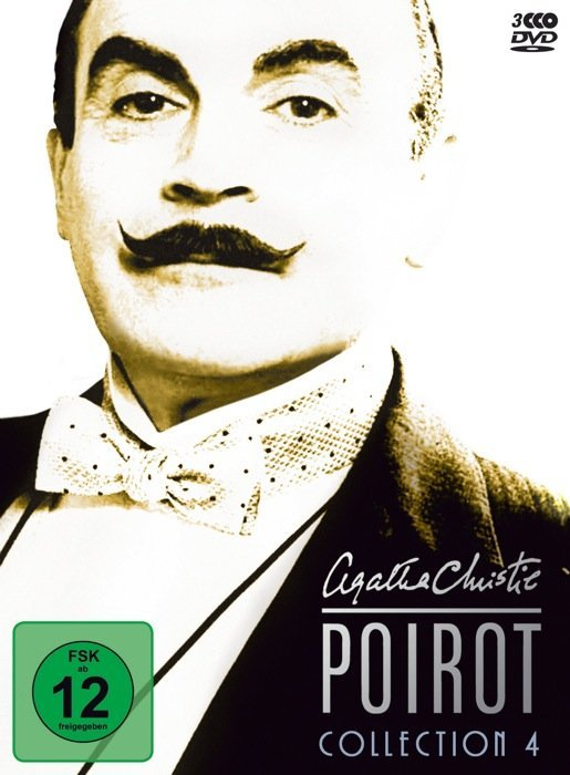 Agatha Christie - Hercule Poirot Collection 4