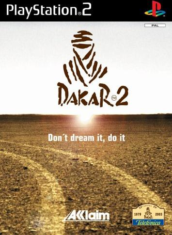 Dakar 2 (deutsch) (PS2) -- via Amazon Partnerprogramm