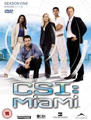 CSI Miami Season 1.1 (UK) -- via Amazon Partnerprogramm