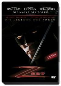 Die Maske des Zorro/Die Legende des Zorro (DVD)