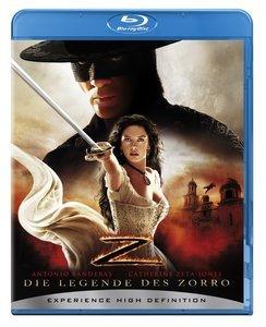 Die Legende des Zorro (Blu-ray)
