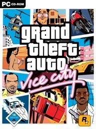 Grand Theft car (GTA): Vice City (German) (PC)