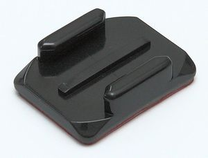 GoPro AACRV-001 curved adhesive mounts -- © bepixelung.org