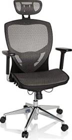 HJH Office Venus One Bürostuhl, grau/grau (657030)