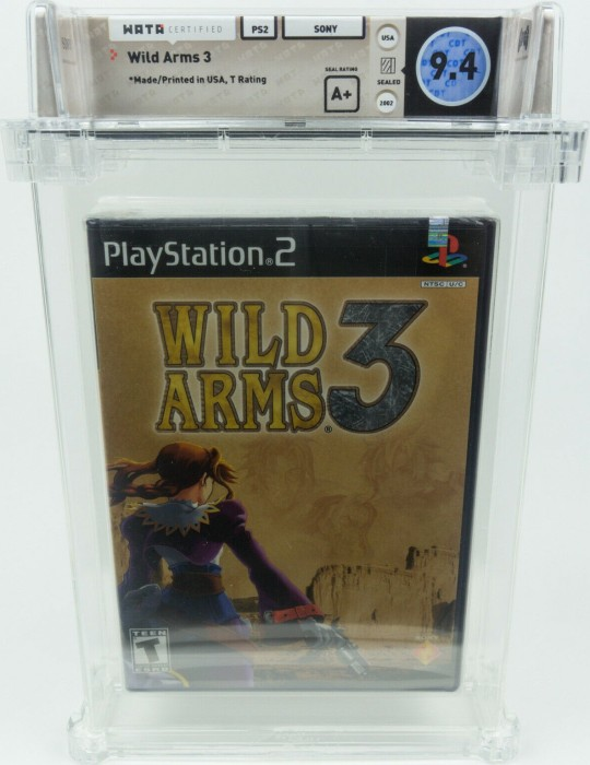 Wild Arms 3 (niemiecki) (PS2) -- via Amazon Partnerprogramm