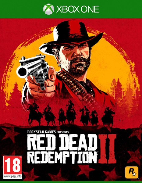 Red Dead Redemption 2 (deutsch) (Xbox One)