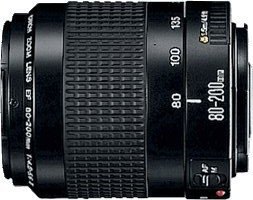 Canon EF 80-200mm 4.5-5.6 II black (2573A003)