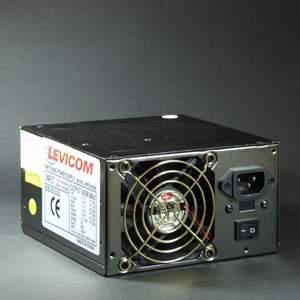 Levicom Black Power 350W ATX (SPS-350XB-P) -- © CWsoft
