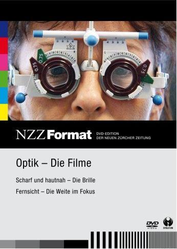 NZZ Format: Optik - Die Filme -- via Amazon Partnerprogramm