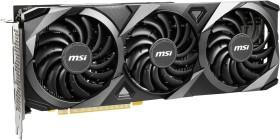 MSI GeForce RTX 3060 Ti Ventus 3X 8G OC LHR, 8GB GDDR6, HDMI, 3x DP (V397-239R)