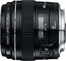 Canon EF 85mm 1.8 USM (2519A004/2519A012)