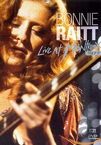 Bonnie Raitt - Live at Montreux 1977 -- via Amazon Partnerprogramm