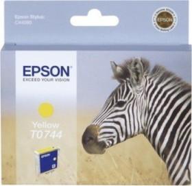 Epson Tinte T0744 gelb (C13T074440)