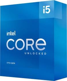 Intel Core i5-11600K, 6C/12T, 3.90-4.90GHz, boxed ohne Kühler (BX8070811600K)