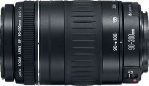 Canon lens EF 90-300mm 4.5-5.6 (7996A002)
