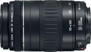Canon EF 90-300mm 4.5-5.6 schwarz (7996A002)