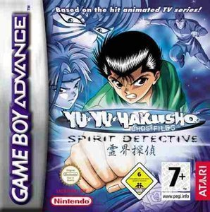 Yu Yu Hakusho: Spirit Detectives (GBA)