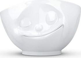 Fiftyeight bowl 0.5l happy white (T010401)