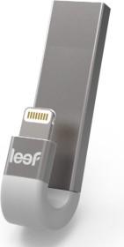 Leef iBRIDGE 3 silver 128GB, USB-A 3.0/Lightning (LIB300SW128A1)