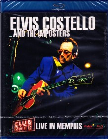 Elvis Costello And The Imposters - Club Date: Live In Memphis (Blu-ray)