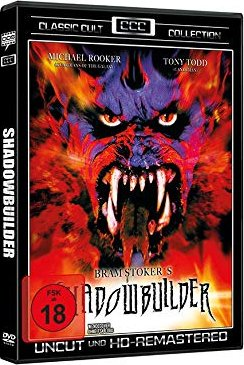 Bram Stoker's Shadowbuilder -- via Amazon Partnerprogramm