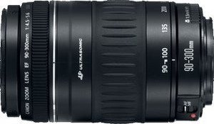 Canon EF 90-300mm 4.5-5.6 USM black (7995A003/7996A006)