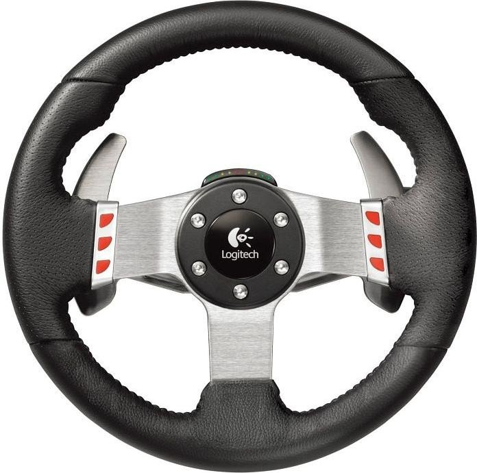 Logitech G27 Racing Wheel, USB (PC/PS3/PS2) (941-000046)