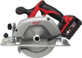 Milwaukee HD18MS-402B cordless metal circular saw incl. bag + 2 Batteries 4.0Ah (4933448761)