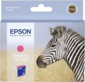 Epson Tinte T0743 magenta (C13T074340)