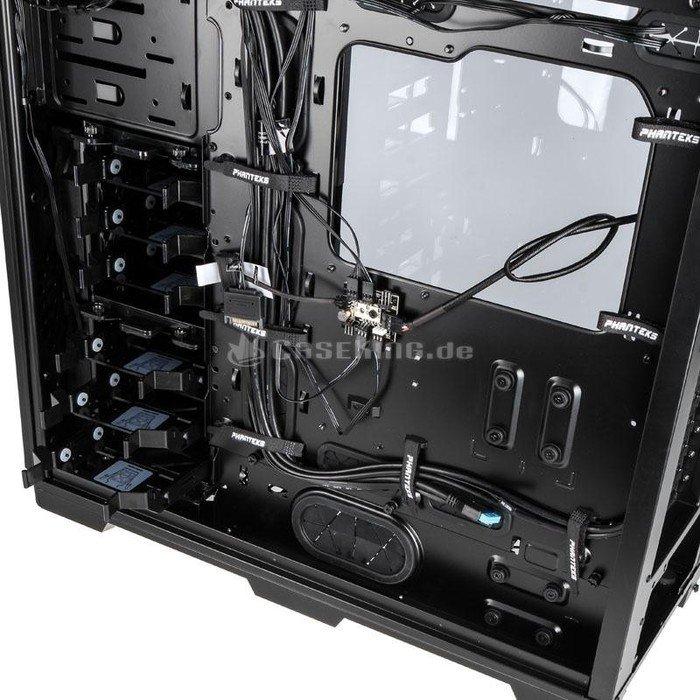 Phanteks Enthoo Luxe Tempered glass black, glass window (PH-ES614LTG_BK)  from £ 147 97