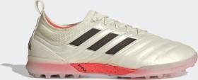 adidas Copa 19.1 TF off white/core black/solar red (men) (BC0563)