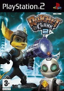 Ratchet & Clank 2 (niemiecki) (PS2) (96629 45)