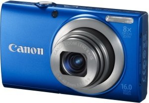 Canon PowerShot A4000 IS blue (6152B012)