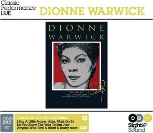 Dionne Warwick - In Concert -- via Amazon Partnerprogramm