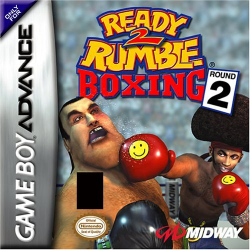 Ready 2 Rumble Boxing - Round 2 (GBA) -- via Amazon Partnerprogramm