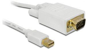 DeLOCK Mini DisplayPort/VGA Kabel 2m (82921)
