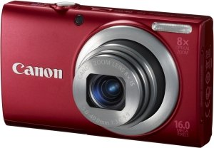 Canon PowerShot A4000 IS red (6150B012)