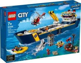 LEGO City - Meeresforschungsschiff (60266)